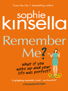 Remember Me? (eBook)